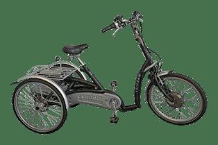 Three Wheel Tricycle Maxi Comfort Van Raam