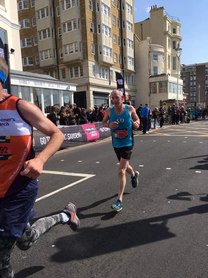 Brighton Marathon Julius Samson (2)