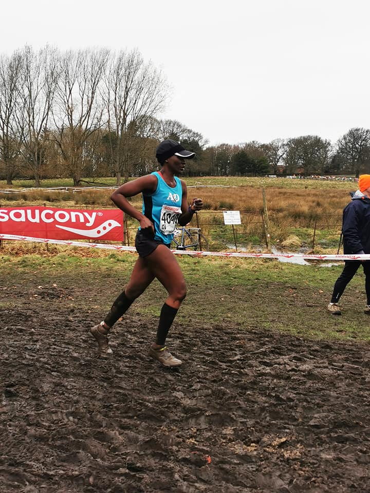 Massah Cooper XC Nationals