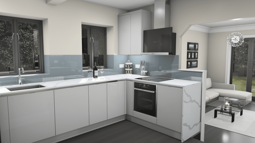 Kitchen Design Advice For A Small Space