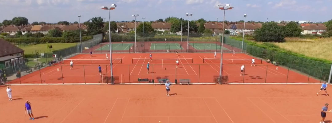 Ashford Tennis Club, Staines, Surrey