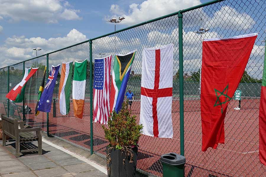 World Cup Tennis Tournament 2018