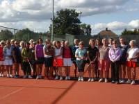 Ladies Day Tennis