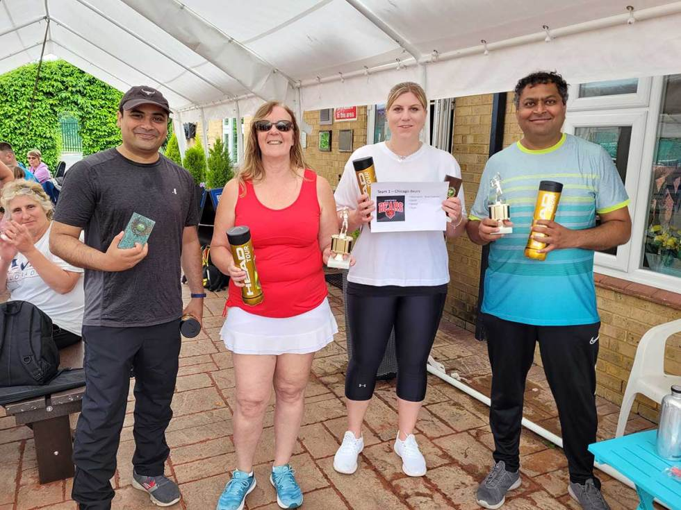 4th July Tennis Tournament