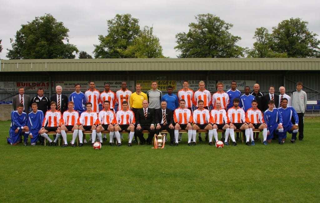 Ashford Town (Middlesex) FC, 2009-10