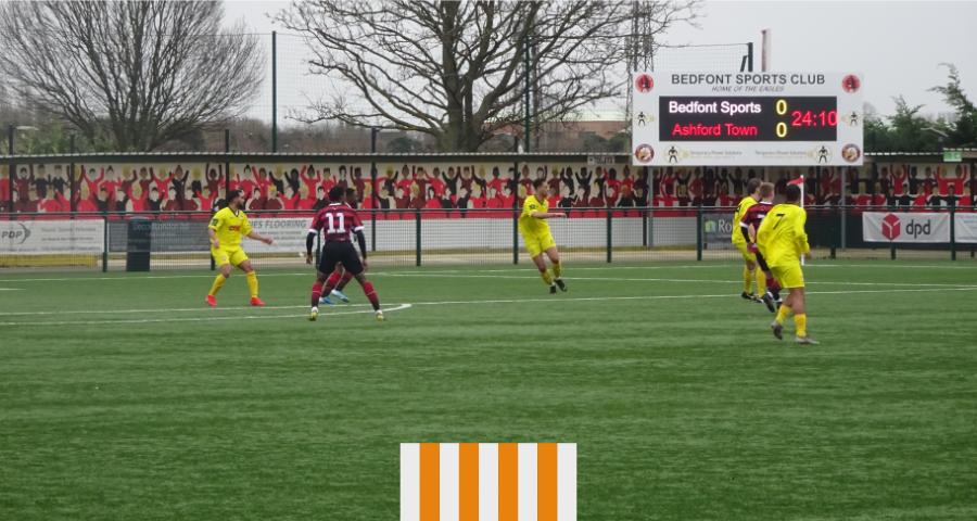 Bedfont Sports 0 - 0 Ashford Town
