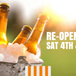 Clubhouse set to re-open Sat 4th July 2020