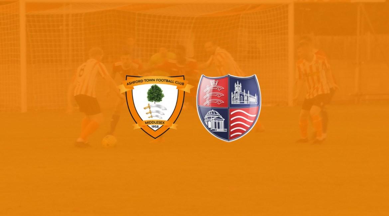 Ashford Town (Middlesex) vs Hampton & Richmond Borough FC Preseason 2020