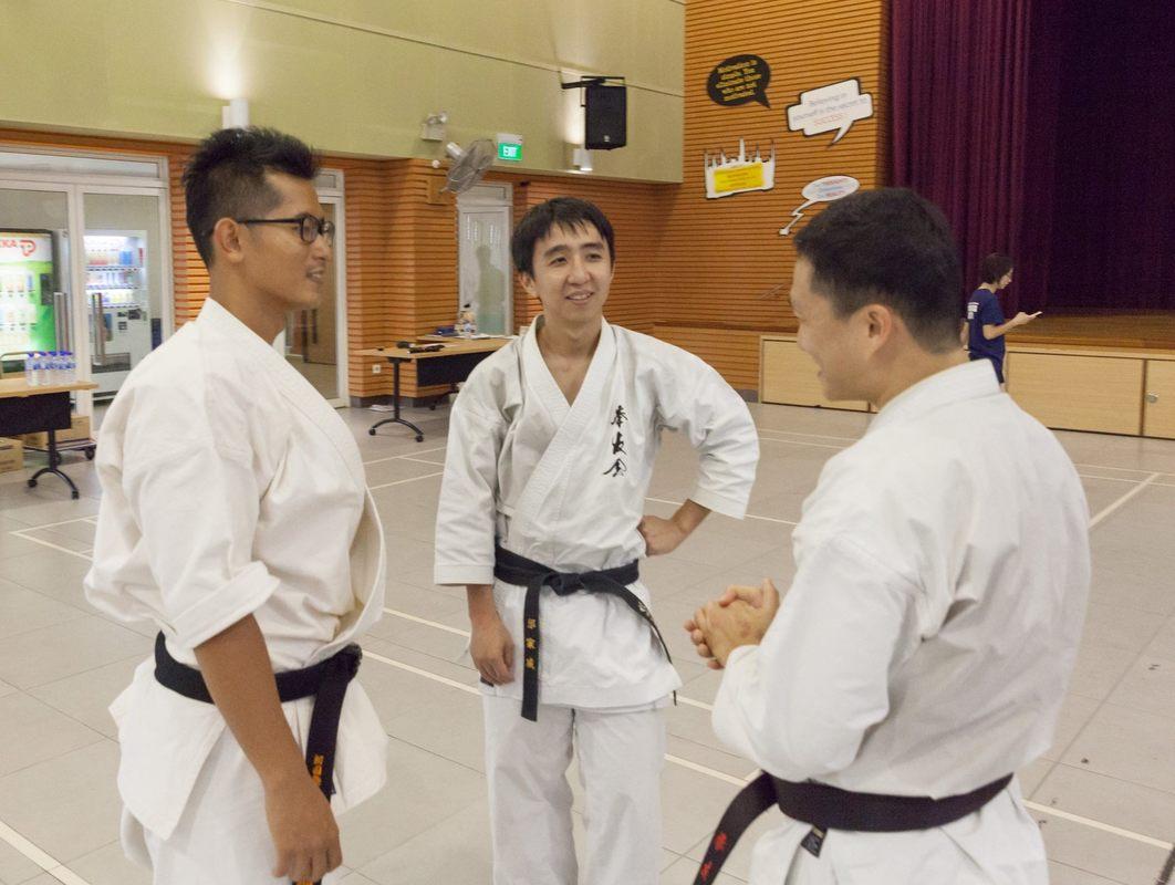 93 Karate Greeting Words