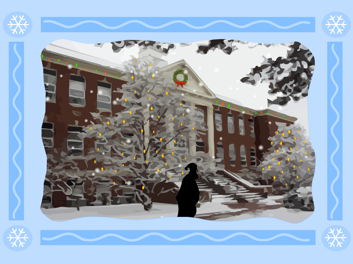 Ashland University Christmas Ecard Administration
