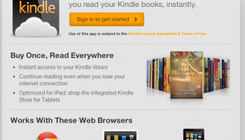 How to add a book excerpt to your web site using Amazon