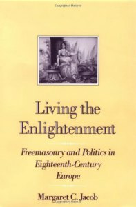 Margaret C. Jacob, Living the Enlightenment, book cover