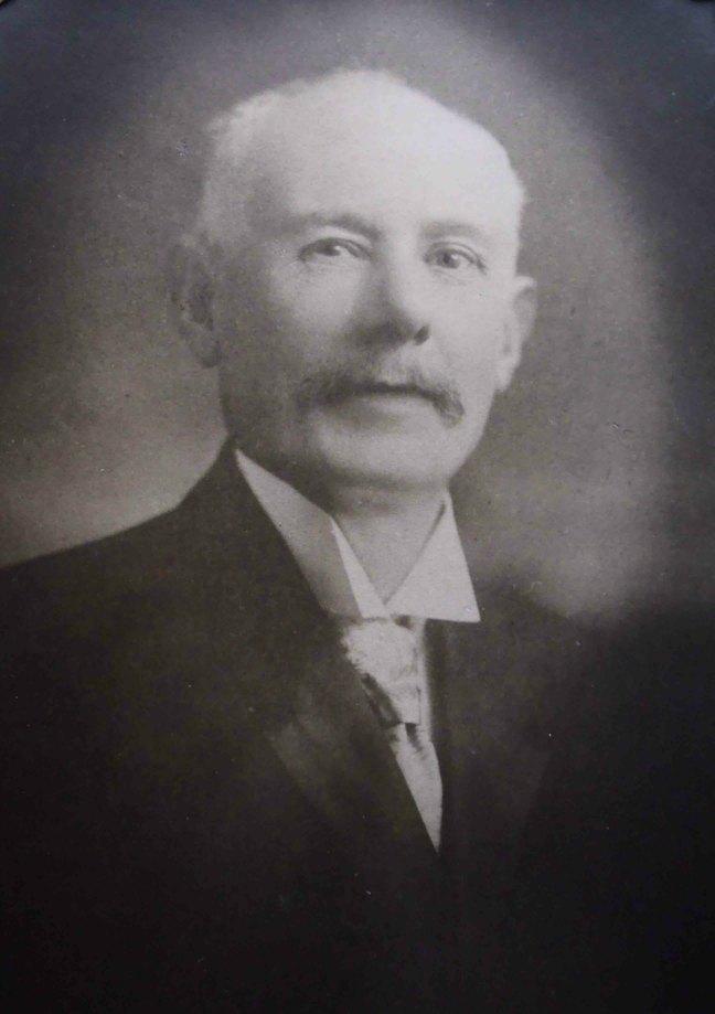 W.B.Andrew Elisha Lees, circa 1900
