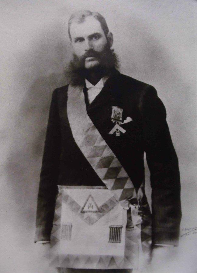 W.B. Ralph Craig, circa 1885