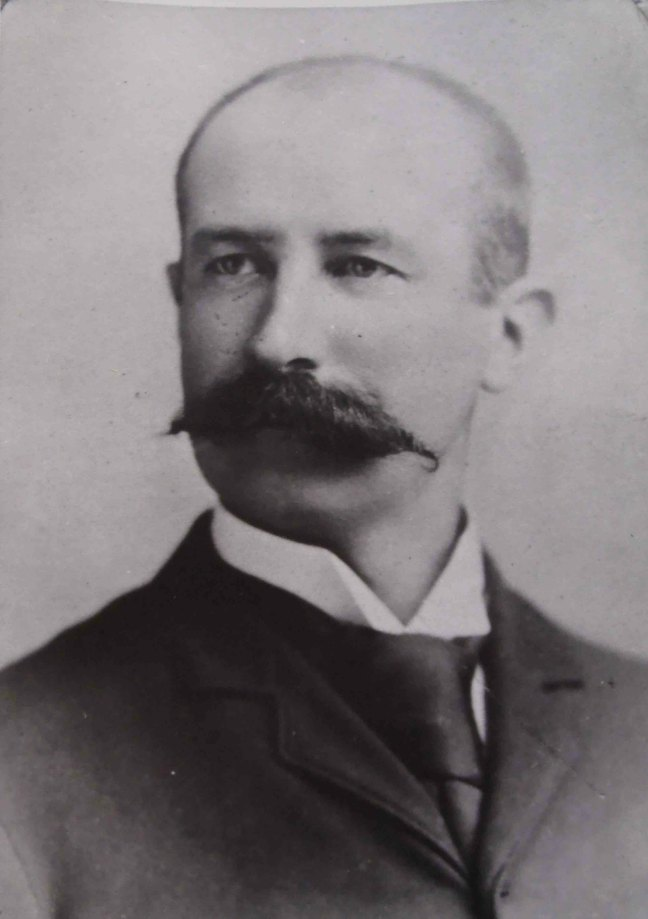 R.W.B. William K. Leighton, circa 1893