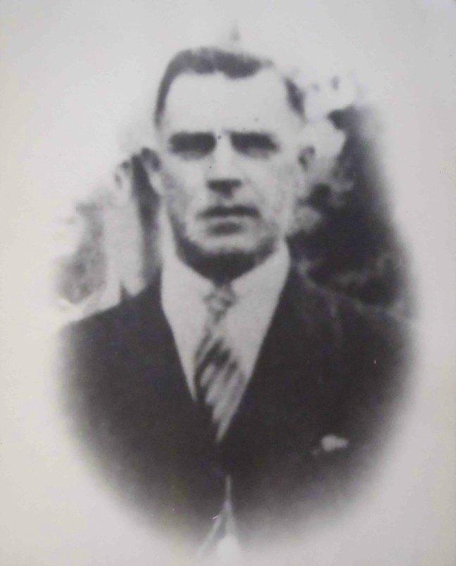 Fearon Robinson, Worshipful Master of Ashlar Lodge, No.3 in 1942