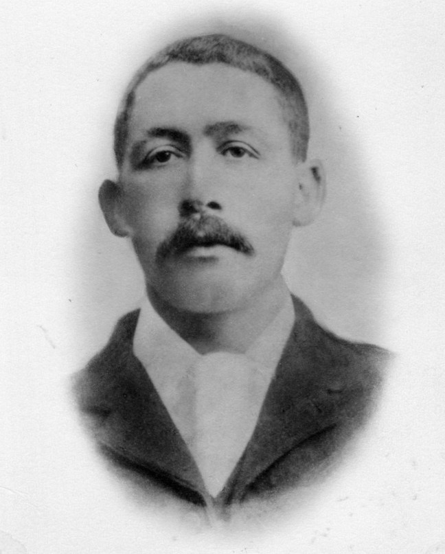 Joseph Foy, who died in 1915 trying to rescue miners from a flooded coal mine. (Photo courtesy of Foy family archive - private collection - used with permission)