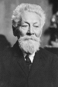 James Miller Brown (1830-1926) circa 1900. (photo courtesy of George Norris, great grandson of James Miller Brown and Leah Brown - nee Westwood)