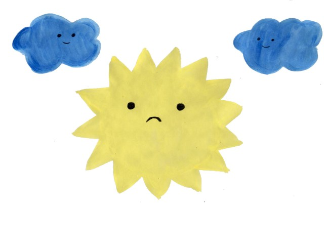 Sun & Clouds - from Sunny Days, Rainy Days by Ashlee Craft)