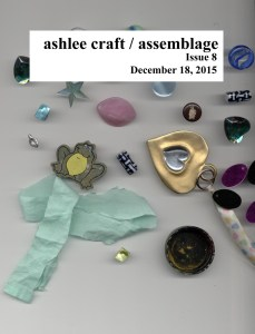 Ashlee Craft / Assemblage, Issue 8 - Cover