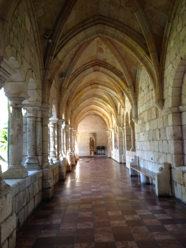 Ancient Spanish Monastery - Miami - My Awesome Florida Road Trip