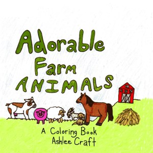 Adorable Farm Animals Cover