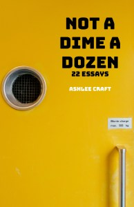 Not a Dime a Dozen: 22 Essays by Ashlee Craft