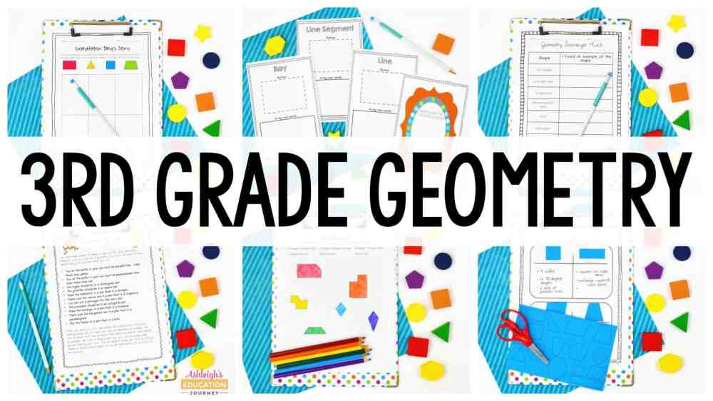 medium resolution of Third Grade Geometry - Ashleigh's Education Journey