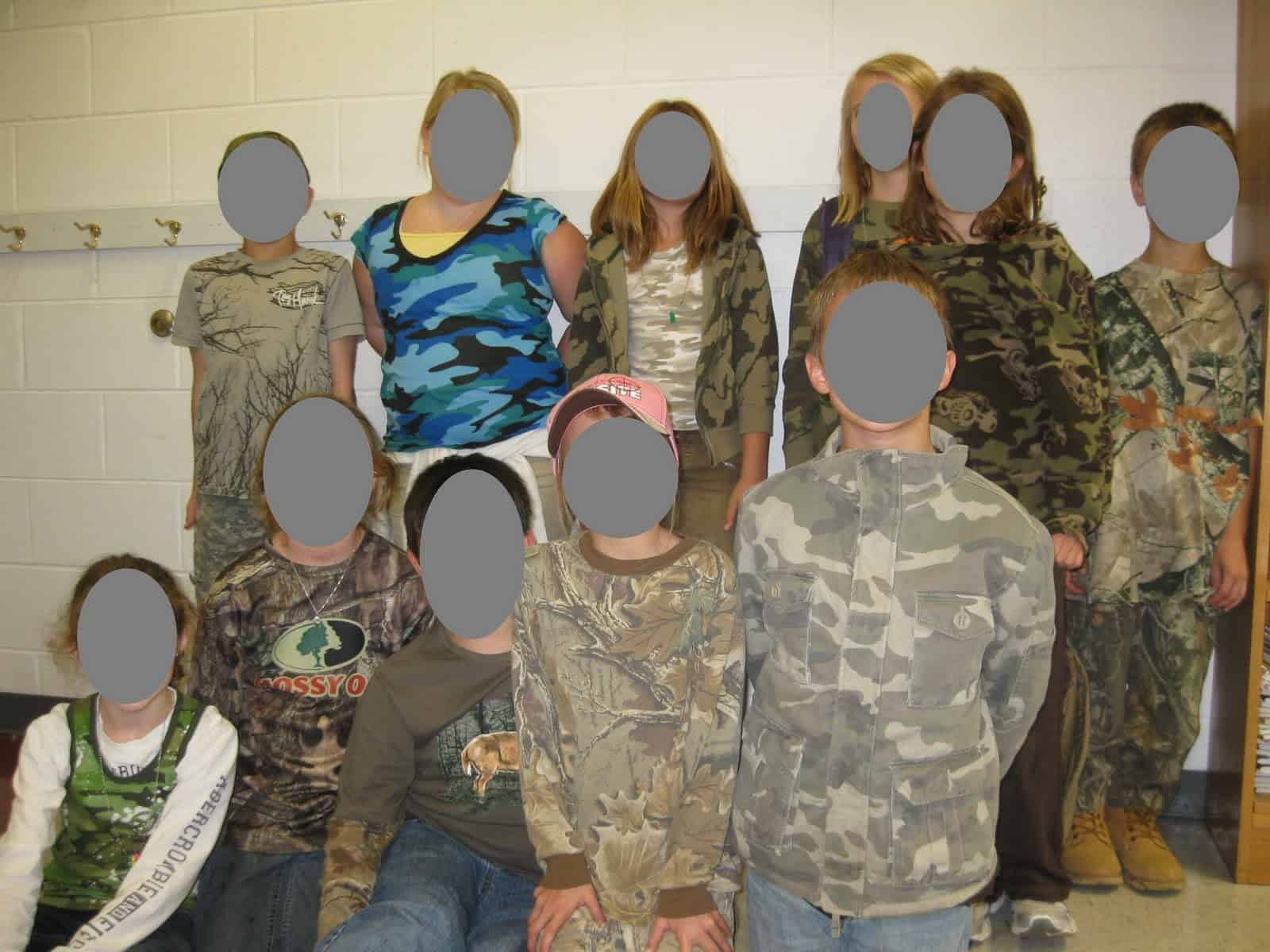 Camouflage Day