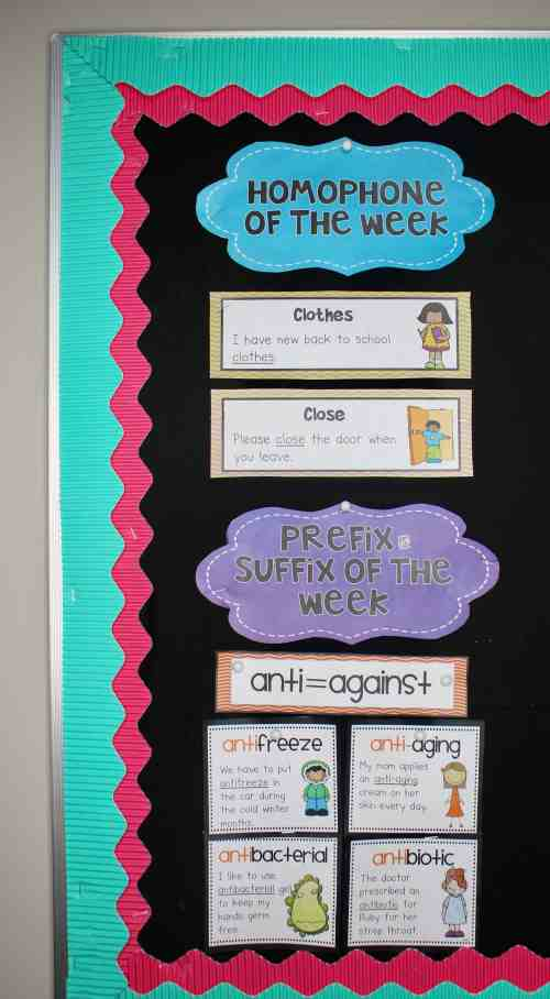 small resolution of Prefix and Suffix Activities and Worksheets - Ashleigh's Education Journey