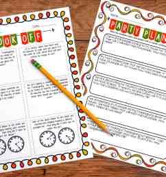 Thanksgiving Math Activities - Ashleigh's Education Journey [ 2756 x 4149 Pixel ]