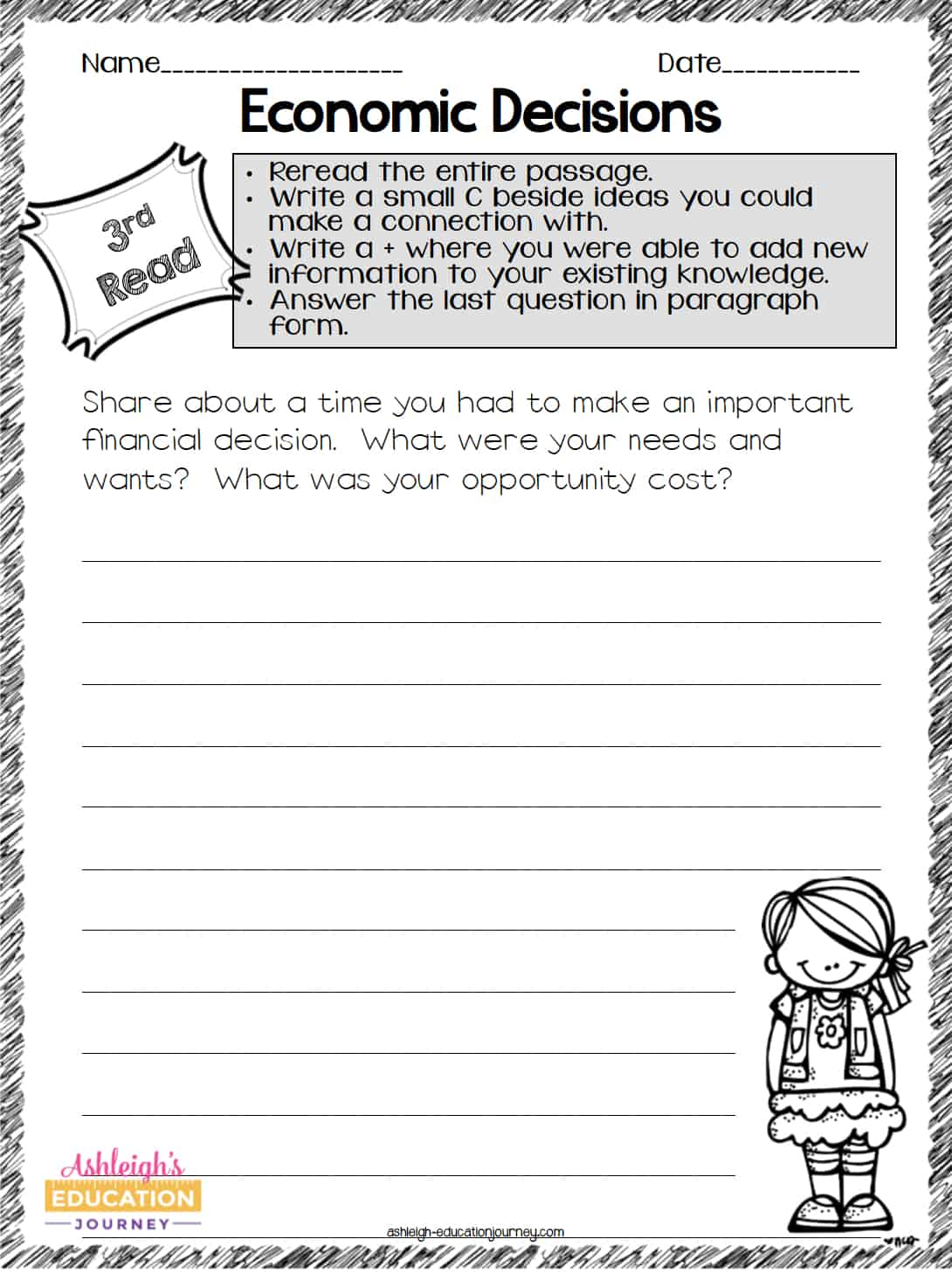 hight resolution of Economics Lessons-Say Goodbye to Boring - Ashleigh's Education Journey