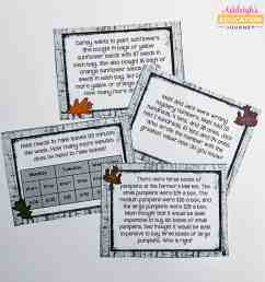 Teaching Multi-Step Word Problems - Ashleigh's Education Journey [ 1156 x 1124 Pixel ]