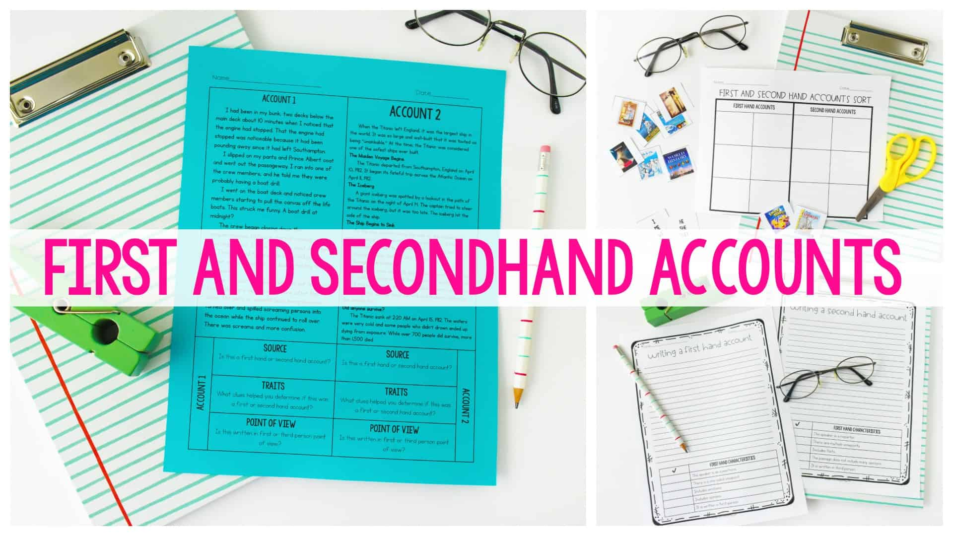 hight resolution of Firsthand and Secondhand Accounts - Ashleigh's Education Journey