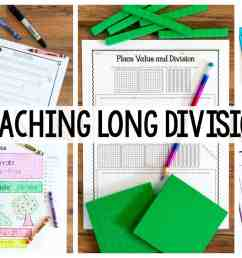 How to Teach Long Division - Ashleigh's Education Journey [ 1080 x 1920 Pixel ]