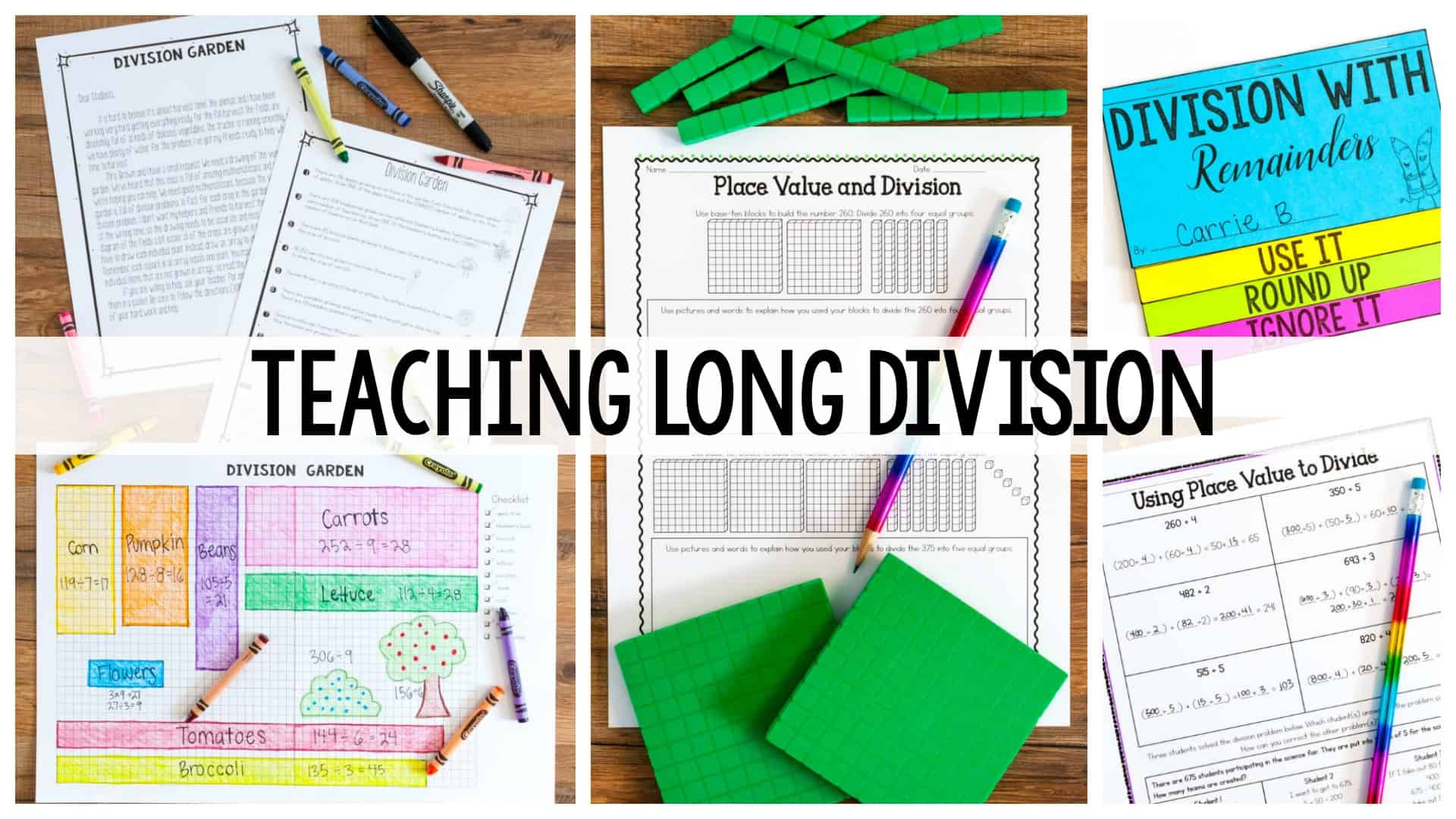 hight resolution of How to Teach Long Division - Ashleigh's Education Journey