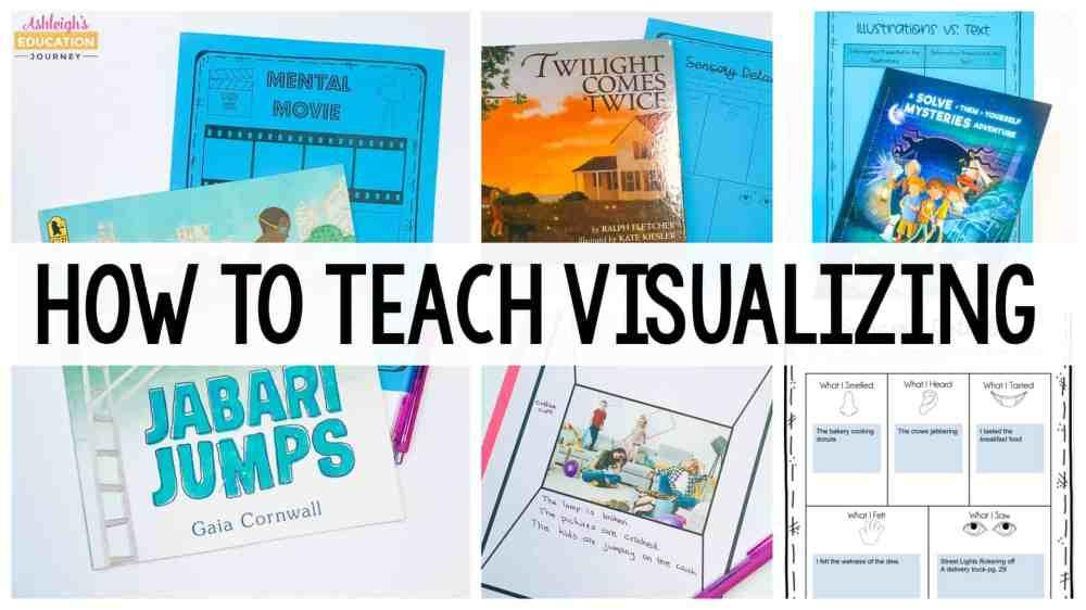 medium resolution of Visualizing During Reading - Ashleigh's Education Journey