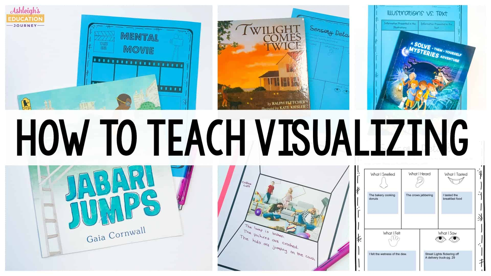 hight resolution of Visualizing During Reading - Ashleigh's Education Journey