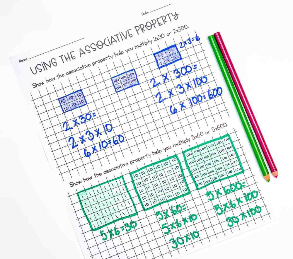 medium resolution of Lessons to Teach BEFORE Introducing Multi-Digit Multiplication - Ashleigh's  Education Journey
