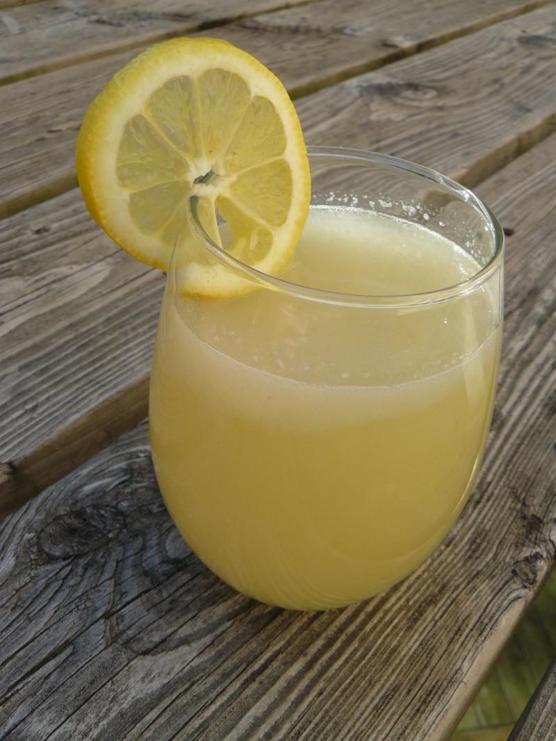 Lazy Girl's Ginger Lemonade 2