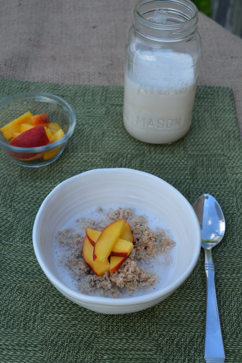Peach & Almond Porridge2 - small