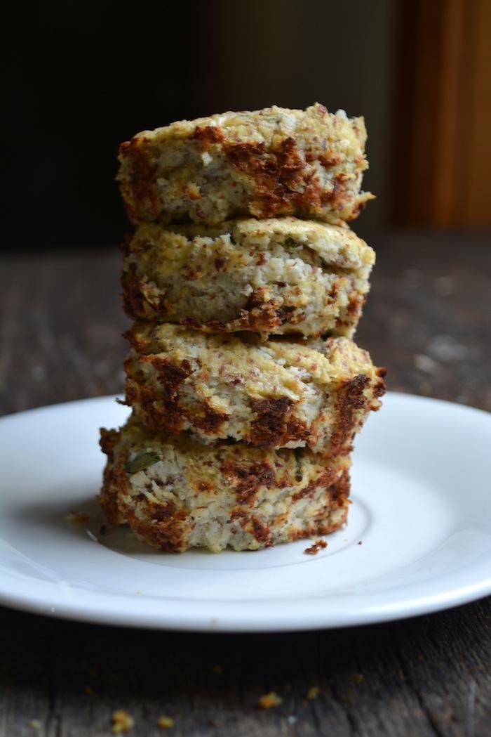 Cauliflower biscuits sm