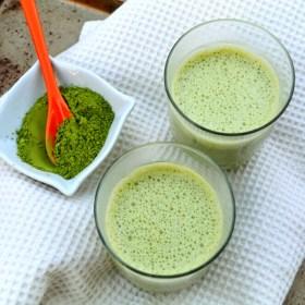 Dairy-Free Matcha Latte 3