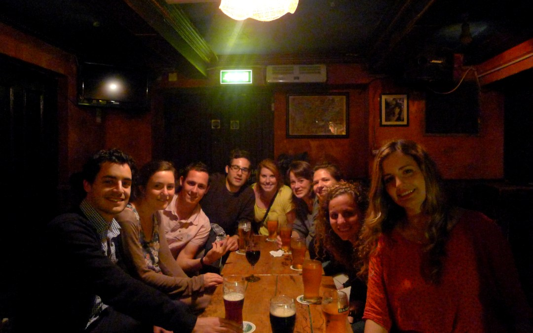 My 22nd Birthday in Cork, Ireland