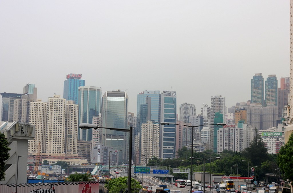 Hong Kong: My First Asian Metropolis