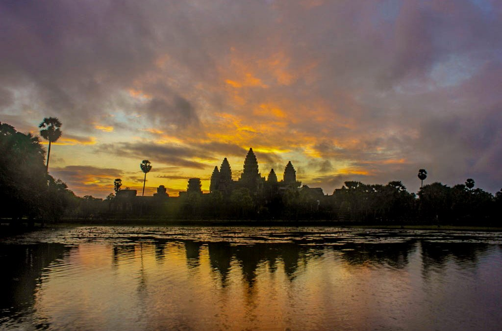 In Awe of the Temples of Angkor