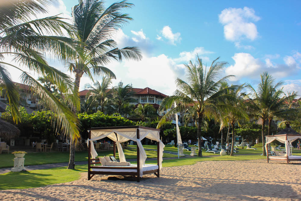 A Girls' Weekend at the Grand Mirage in Bali