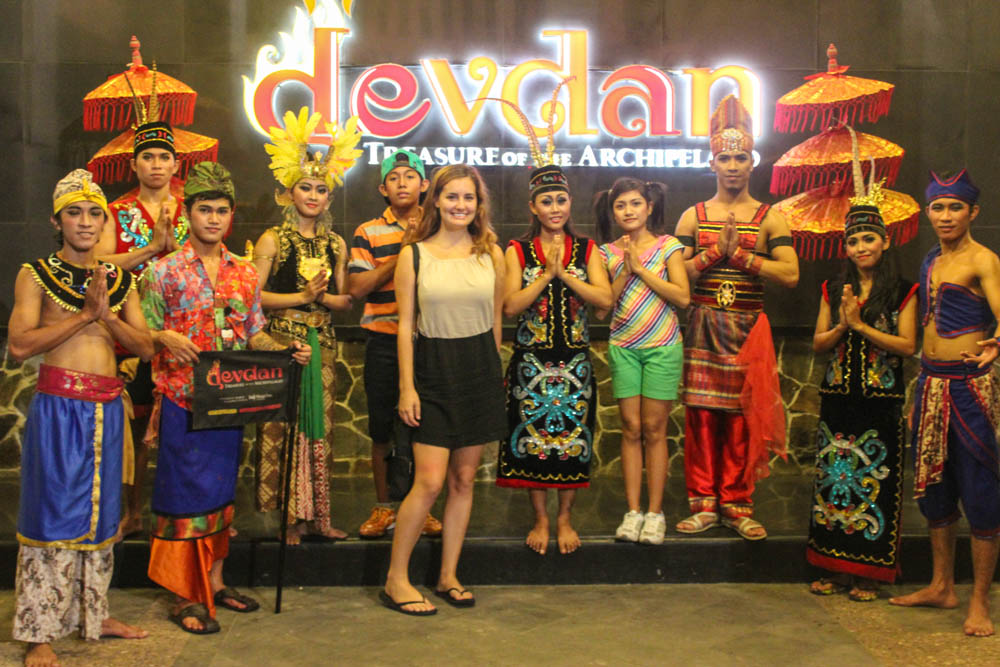 A Spectacular Journey Across Indonesia: Devdan Show in Bali