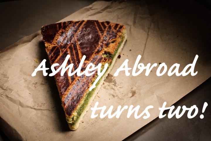 Celebrating a Blogiversary – Ashley Abroad Turns Two!