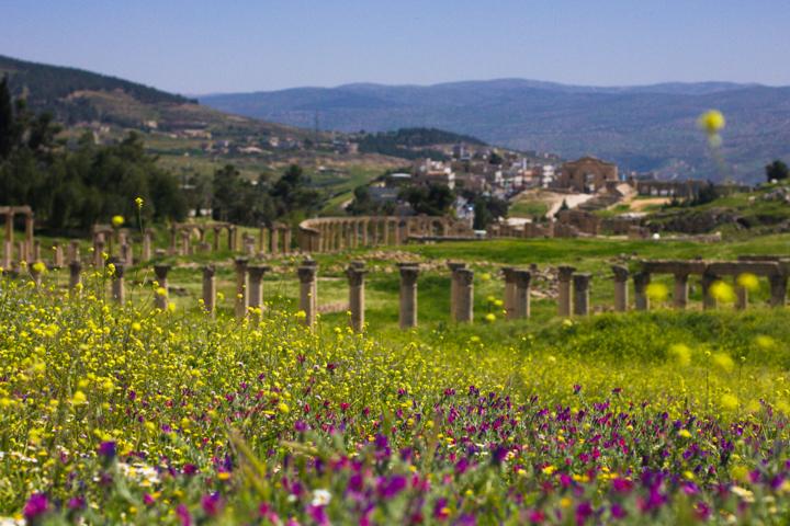 Exploring Jerash, Jordan, The Rome of the Middle East